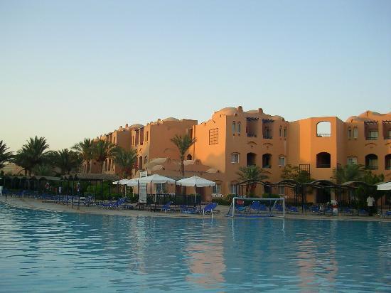 Jaz Makadi Oasis Resort & Club: One of the swimming pools