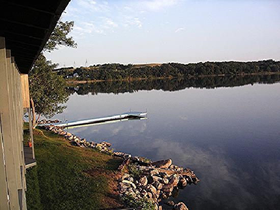 Lake Benton, Миннесота: View from Room