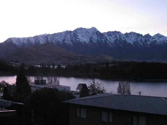 LakeRidge Queenstown: The view from our balcony