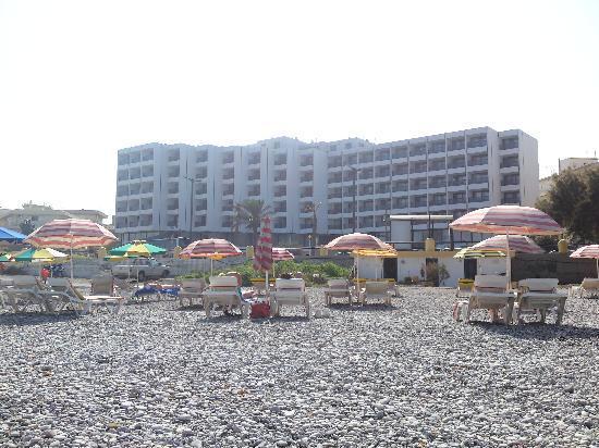La Nostra Stanza Picture Of Blue Sky City Beach Hotel