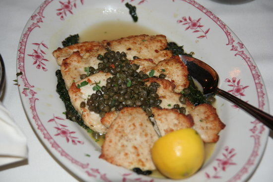 Maggiano's Little Italy : Chicken