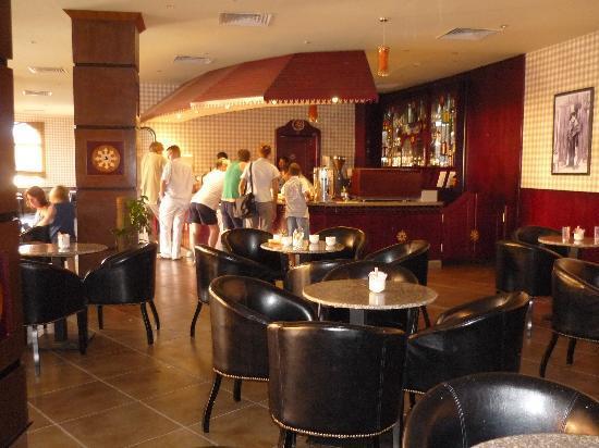 Aqua Blu Sharm: Lobby Bar
