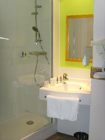 Mercure Thionville Centre : Nice bathrooms !