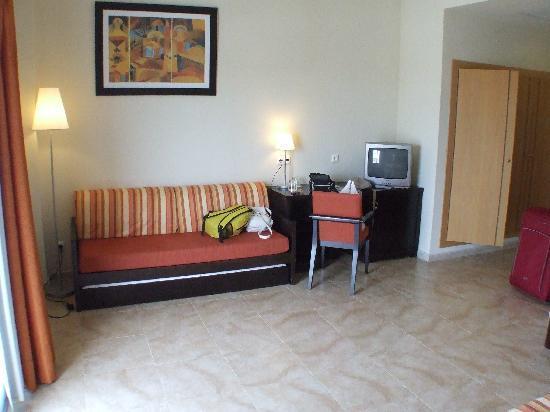 Cabogata Mar Garden Hotel Club & Spa: habitación suite