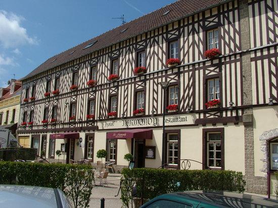 Le normandy wissant restaurantbeoordelingen tripadvisor - Office de tourisme wissant ...