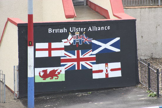 Loyalist Murals (The Fountain)