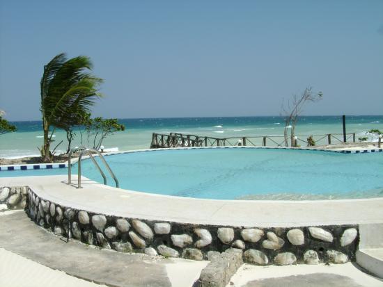 Swimming Pool Dolphin Beach Resort