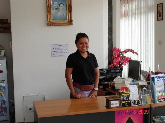 Lamai Beach Residence: secretaire