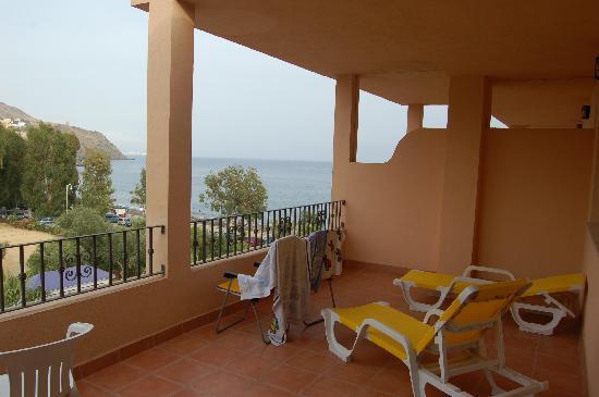 Bahia Tropical Hotel: Terraza habitación