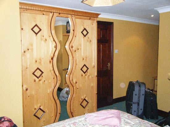 Villa de Porres: Bedroom