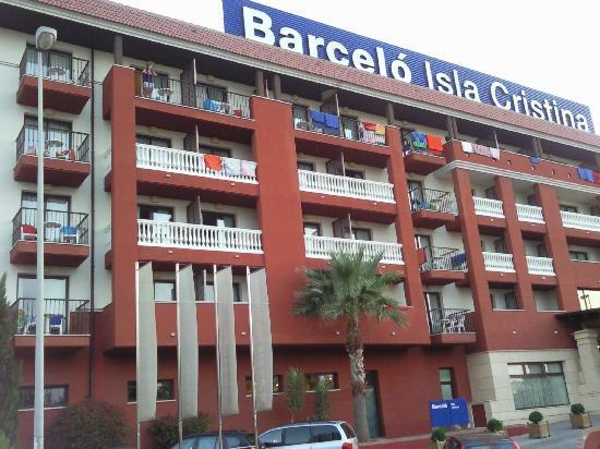 Occidental Isla Cristina: ENTRADA PRINCIPAL