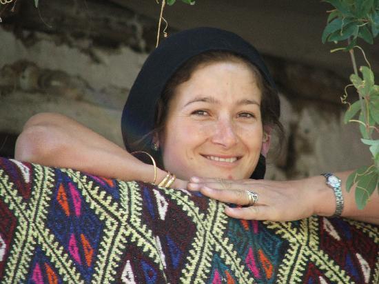 Yediburunlar Lighthouse: The Mayor's daughter in 2006