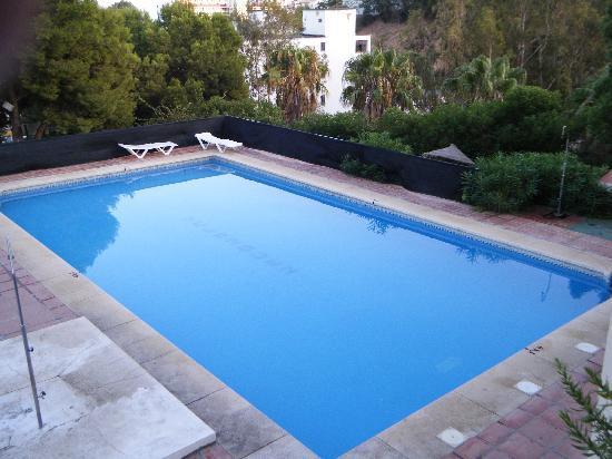 Complejo Los Pintores: Hotel pool
