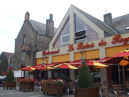 外観 picture of le relais du roy mont michel tripadvisor