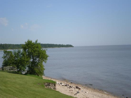 Gimli, Canada: the lake