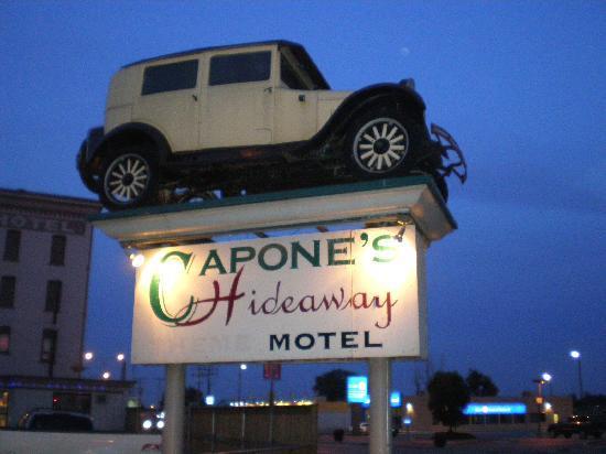 Moose Jaw, แคนาดา: Capone Motel