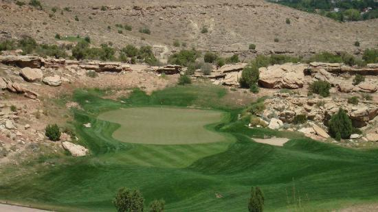 Redlands Mesa Golf Club: Number 17