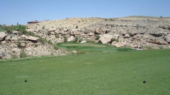 Redlands Mesa Golf Club: Visually challenging