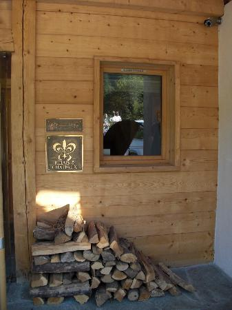 Relais & Chateaux Flocons de Sel : Entrée