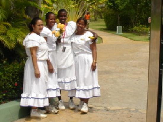 Melia Caribe Tropical All Inclusive: personel exquis et gentil