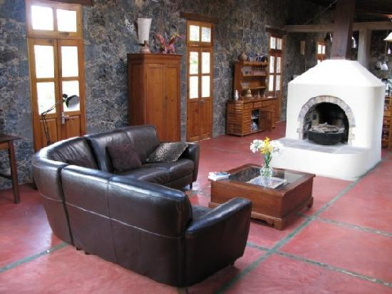 La Finca in Tepoztlan: The Lodge:)