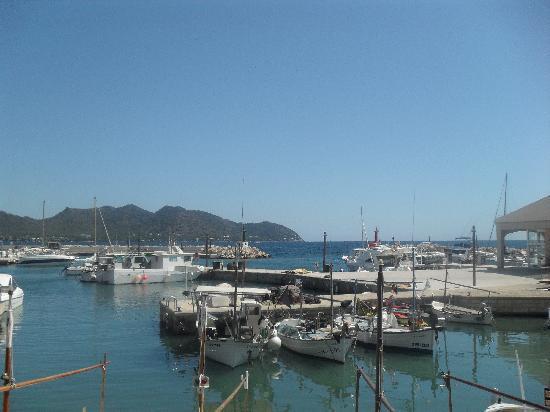 Hotel Levante: Harbor