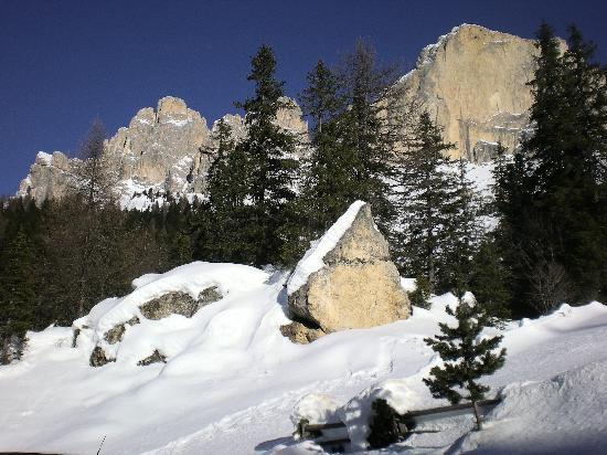 Hotel Ciampian: Dolomiti (Roda di Vael - Rosengarten)