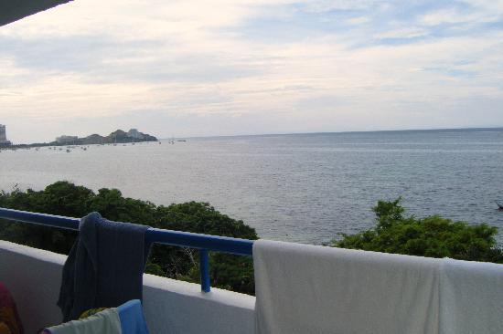 Margabella Suites: Vista desde el Balcón  hab, 304