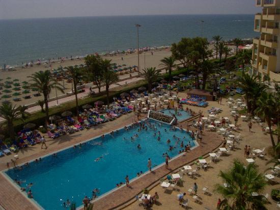 Hotel Best Sabinal: Vista de la habitación