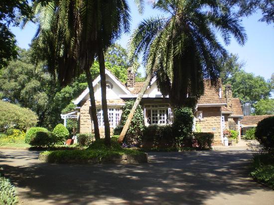 Amani Gardens Inn : Mennonite Guesthouse Nairobi