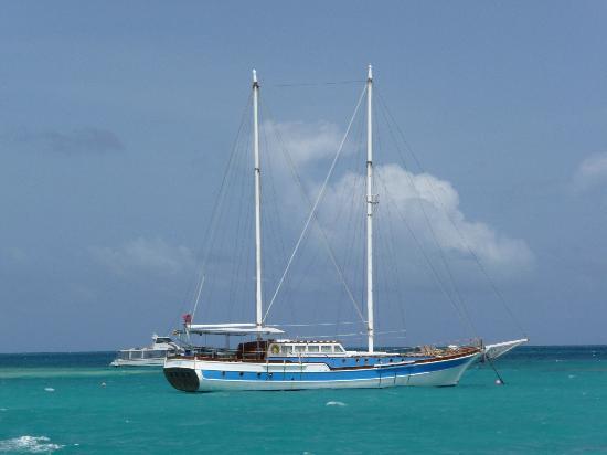 มีรูไอซ์แลนด์รีสอร์ท&สปา: The Kamara cruise ship.