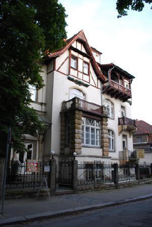Hotel Villa Emma : hotel