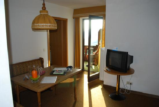 Flair Hotel Berggasthof Adersberg: dining room