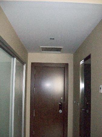Sercotel JC1 Hotel: Entrada