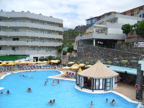 Apartamentos turquesa playa tenerife puerto de la cruz specialty hotel reviews photos - Turquesa playa puerto de la cruz ...