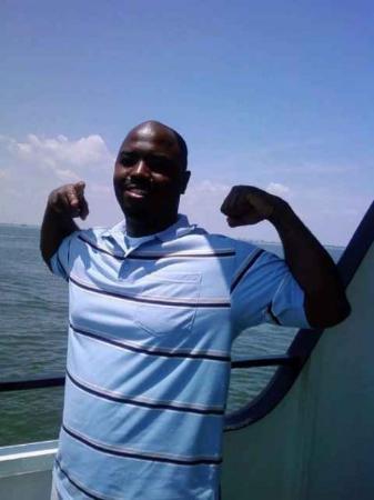 นอร์ฟอล์ก, เวอร์จิเนีย: My man strong!