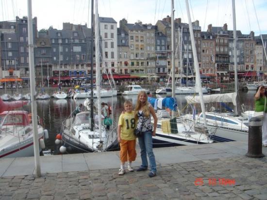ฮันเฟลอร์, ฝรั่งเศส: Normandie, le port de Honfleur