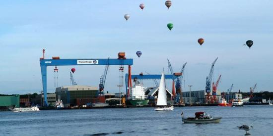Attractions g Activities Kiel Schleswig Holstein.