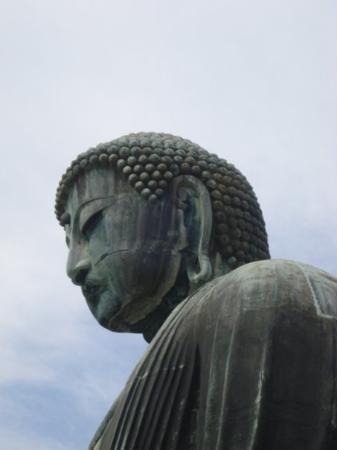 Kotoku-in (Great Buddha of Kamakura): El Buda fue hecho en los 1600..