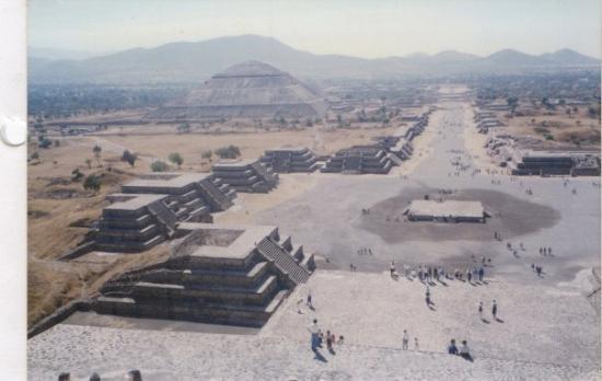 เทโอทีฮวากัน: Teotihuacan