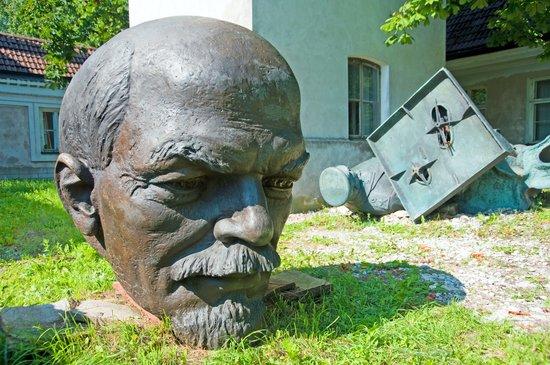 EstAdventures: Lenin in the dumps