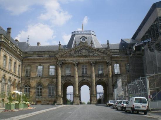 Luneville, Γαλλία: Château de Lunéville