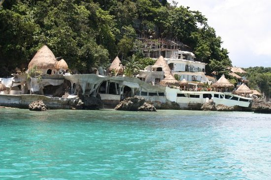 Boracay, Filippinerna: Manny Pacquiao's Bora mansion
