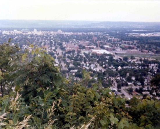 South Dakota Picture Of Sioux Falls South Dakota