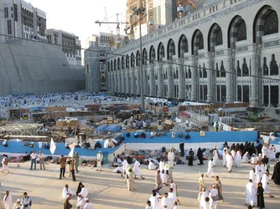 เมกกะ, ซาอุดีอาระเบีย: Masjidil Haram