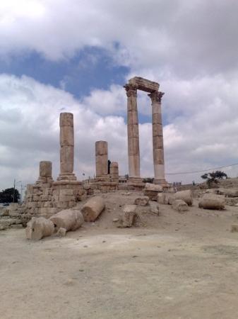 เดอะซิทาเดล: Amman - Citadelle