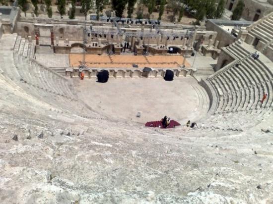 โรมันแอมฟิเธียเตอร์: Amman - Théatre