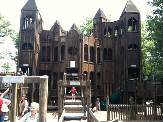 Doylestown, Pennsylvanie : Kid's Castle