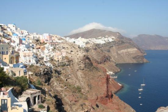 Santorini Volcano: Fira (Thira), Santorini, les Cyclades