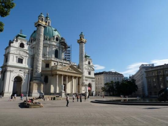 Karlsplatz vienna all you need to know before you go for Tripadvisor vienna
